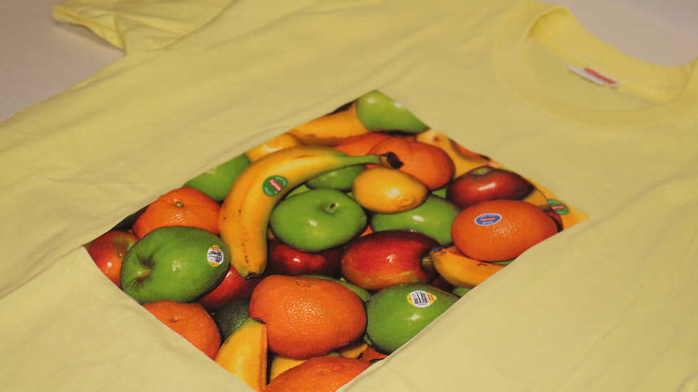 Supreme Fruit Tee Size Medium