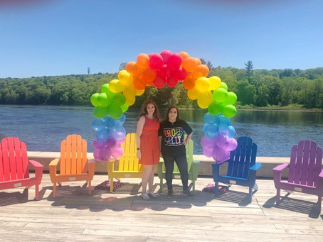 Celebrating Hallowell Pride, 2019