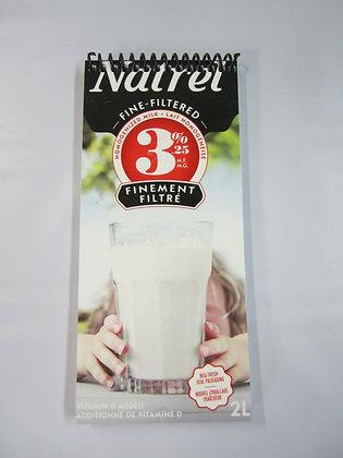 Carnet: Boîte de lait recyclée