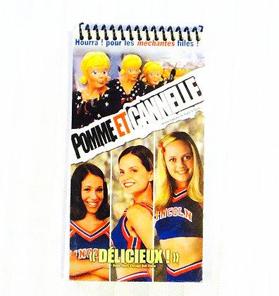 Carnet/ Notebook: