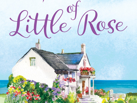 Books and Gardens - Suzanne Snow - The Garden of Little Rose - This Writing Life #28