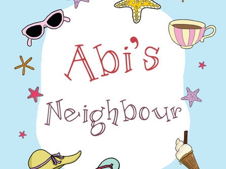 Abi's Neighbour Blog Tour: With Love to my Grandparents - Jenny Kane