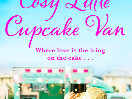 The Muses - Annette Hannah - Cosy Little Cupcake Van Blog Tour - This Writing Life #29