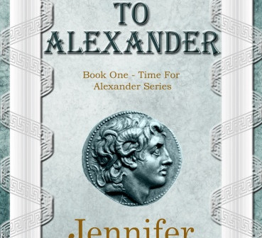 Holiday Reading #3 Jennifer Macaire - The Road to Alexander
