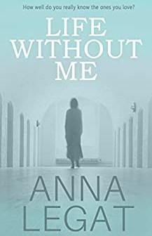 I am a Crime Writer - Not a Murderer - Anna Legat - This Writing Life #22