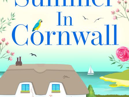 One Summer In Cornwall - Karen King - Blog Tour