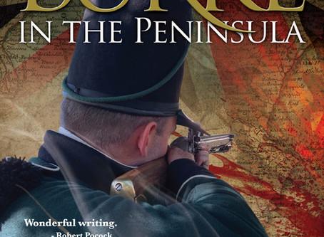 Plotting The Way Forward - Tom Williams - Burke in the Peninsula - This Writing Life #24