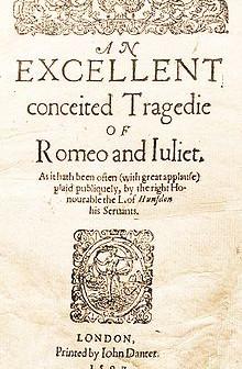 Shakespeare Lovers