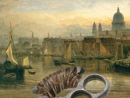 A Sense of Place #10 - Tom Williams - Seven Dials, London