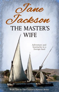 A Sense of Place #13 - Jane Jackson - The Master's Wife - Egypt and Cornwall