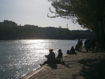 Feeling inspired in Paris