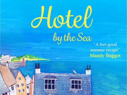 Holiday Reading #4 - Karen King - The Cornish Hotel by the Sea