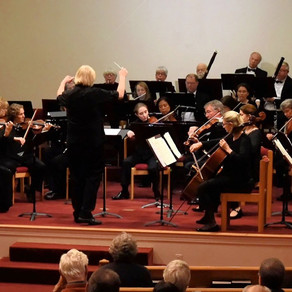 Holiday Concert 2019 by Carlisle Chamber Orchestra