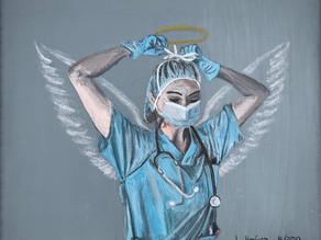 Heaven Can Wait by Lucy Jimenez