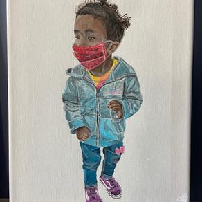 Little Girl by Lucy Jimenez