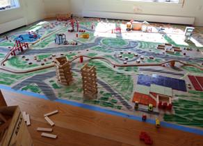 City Plan by Henry Kliger