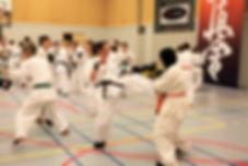 Female Fighting Seminar by Emma Markwell