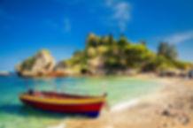 Snorkeling in Sicily