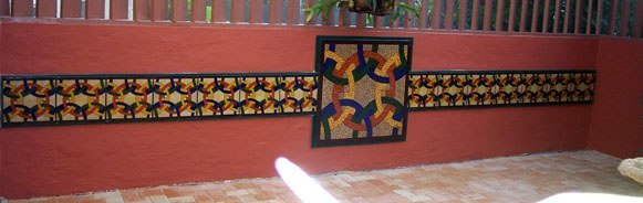 The Morrocan Inspired Courtyard - 2