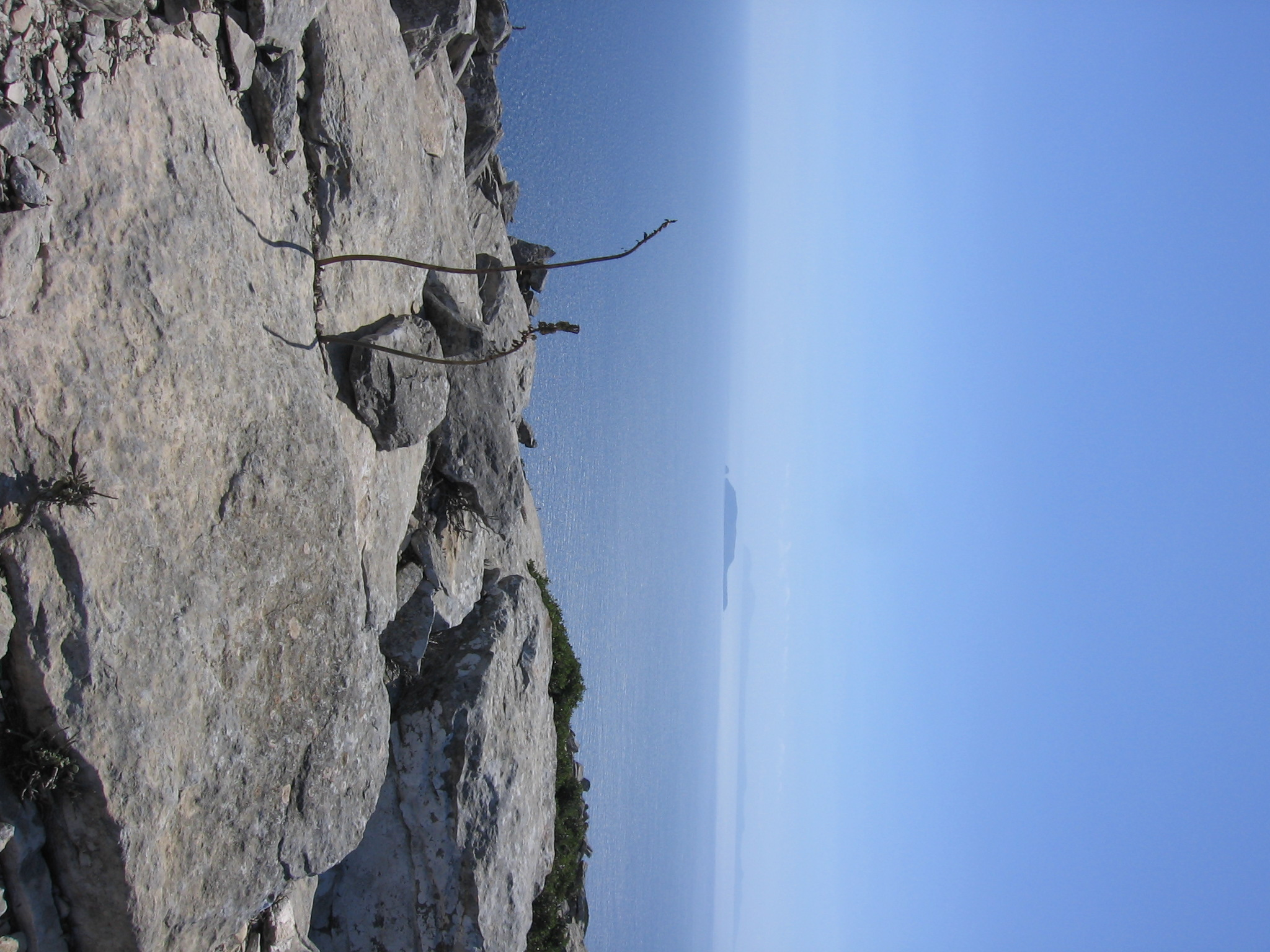 Blick Richtung Santorini