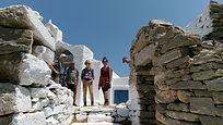 Wandern auf den Kykladen