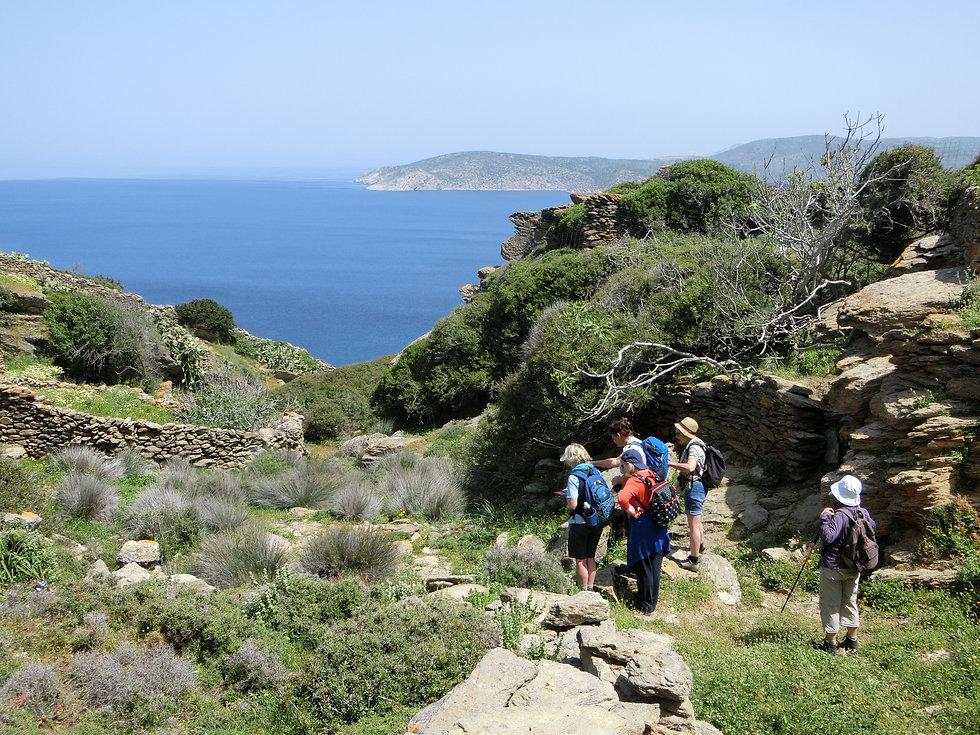 Wandern in Griechenland | Amorgos-Wanderreise.com