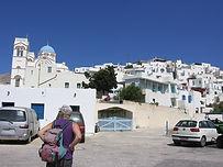Wanderreise Kykladen, Amorgos