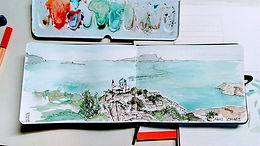 NEU: Sketch & Hike