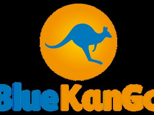 BlueKanGo arrives in Asia