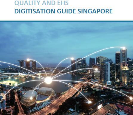 BlueKanGo and ESC publish a Quality and EHS digitization guide for Singapore