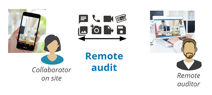 Save time and resources with Remote Audits