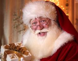 Babbo Natale vi aspetta