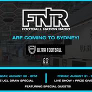FNR Live At Ultra Football In Sydney