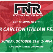 FNR Live At The 2018 Carlton Italian Festa