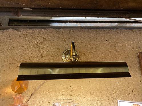מנורת ברונזה לתמונה