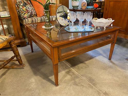 שולחן סלוני מרובע