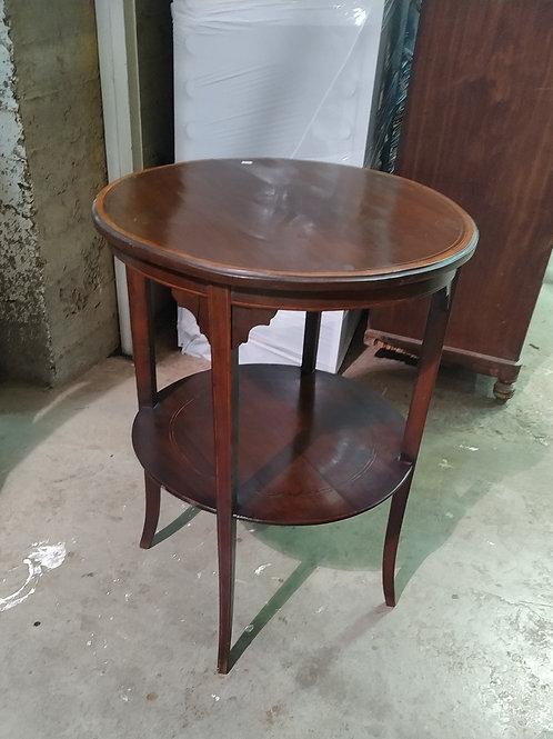 שולחן קפה 2 קומות