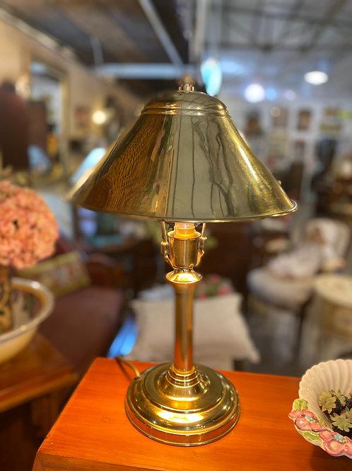 מנורת שולחן ברונזה