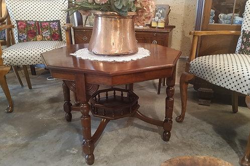 שולחן קפה 8 צלעות