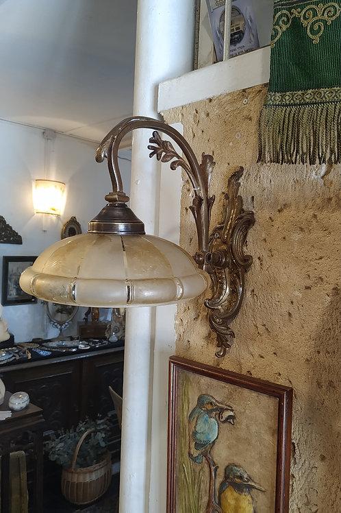 מנורת קיר ויקטוריאנית