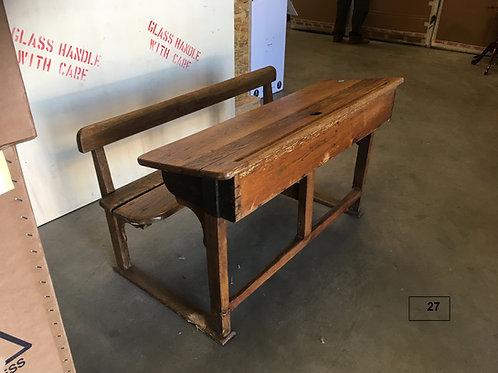 שולחן תלמיד כפול