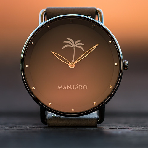MANJÁRO WATCHES