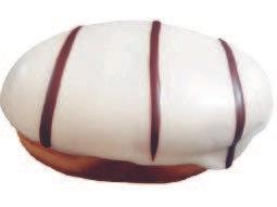 Donuts blanco trufa