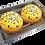 Thumbnail: Donut negro mostacillas relleno manjar