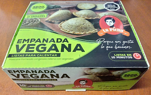 Empanadas veganas
