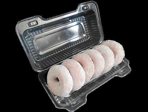 Donut cakes azucarado