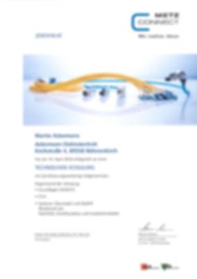 Patchfeld, Anschlussdose, Installationskabel, Daten- und Netwerktechnik