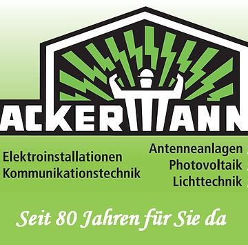 Ackermann-Seit 80 Jahren