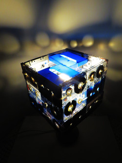 Blue Cassete