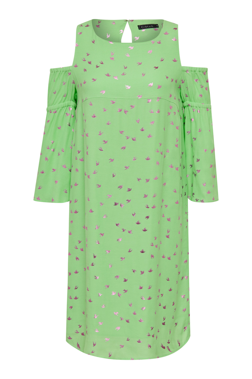 6944ae93c186 CRÉTON Bee kjole